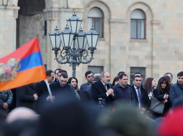 Матвиенко прокомментировала ситуацию в Армении