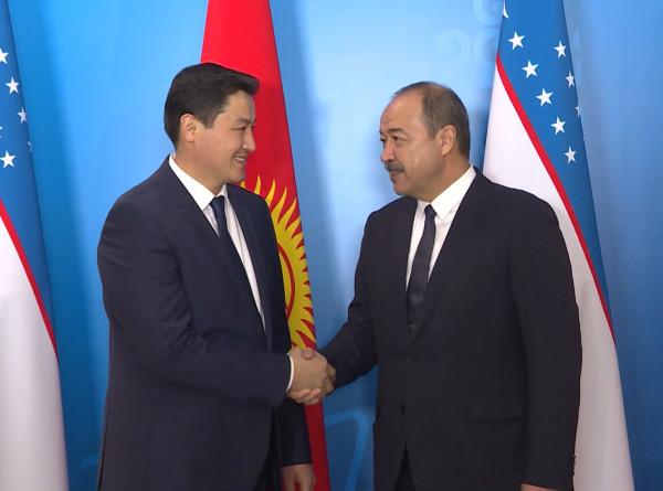 Премьеры Узбекистана и Кыргызстана обсудили в Алматы двусторонние отношения