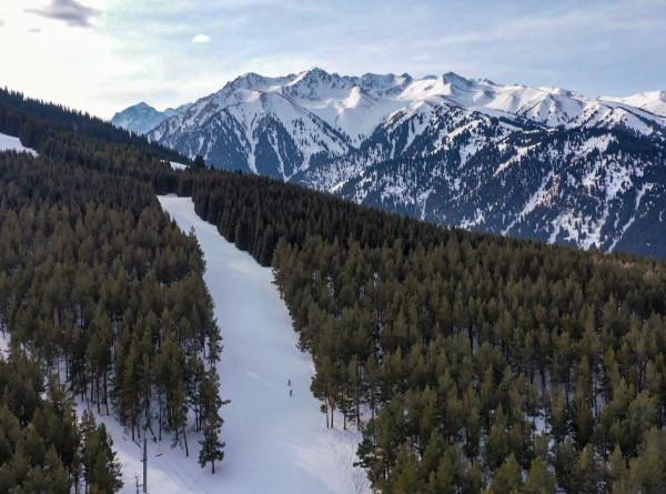 Каракол – лыжная столица Кыргызстана
