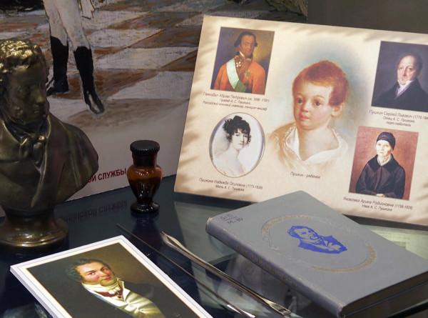 Литературный анамнез: в Петербурге открылась выставка документов о здоровье Пушкина