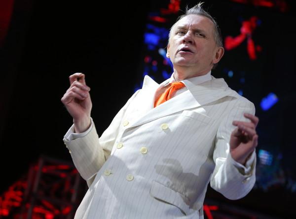 Олег Гаркуша: Рок-группа должна быть «драйвовая» и «качевая»