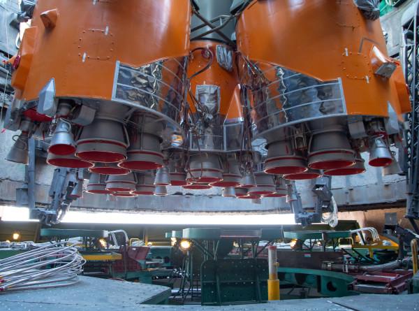 Ракета «Союз» со спутником «Арктика-М» стартовала с Байконура