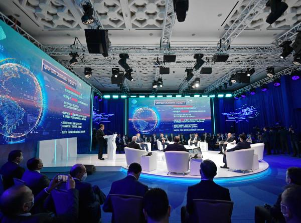 Цифровой ЕАЭС: итоги форума Digital 2021 в Алматы