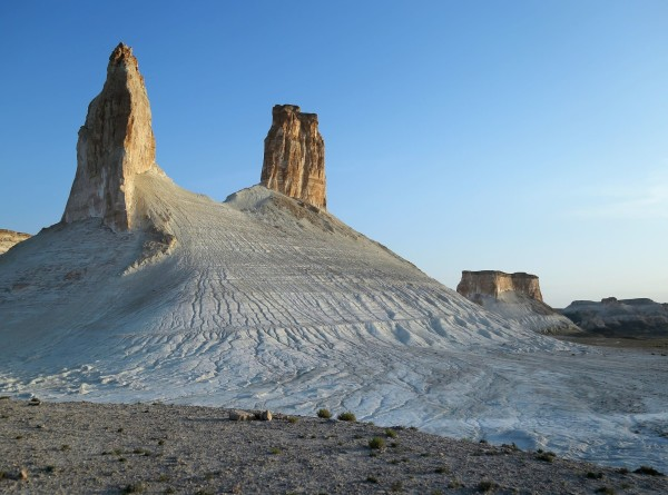 Бозжыра: путешествие по казахской Аризоне