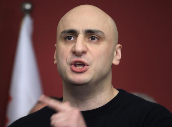Из самозаточения – за решетку: зачем соратнику Саакашвили имидж пламенного революционера