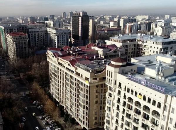 Оазис среди пустыни: как развивается Бишкек?