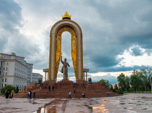 Саманиды – первое централизованное государство таджиков