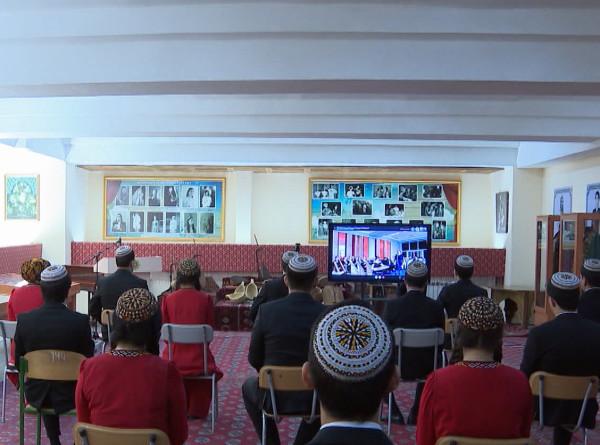 Культурный диалог: Ашхабадская и Ереванская консерватории провели встречу-концерт