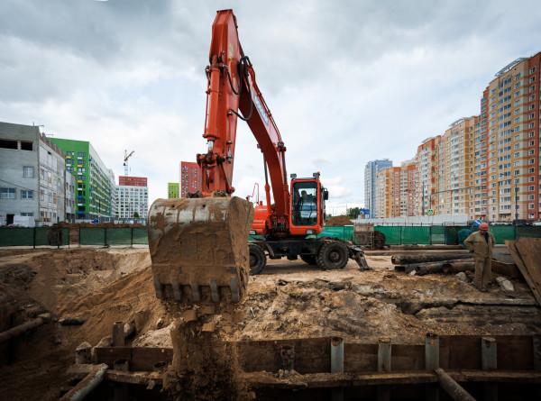 Южная рокада в Москве построена более чем на половину