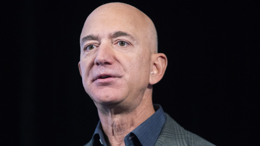 На пенсию заработал: миллиардер Джефф Безос покинет пост гендиректора Amazon