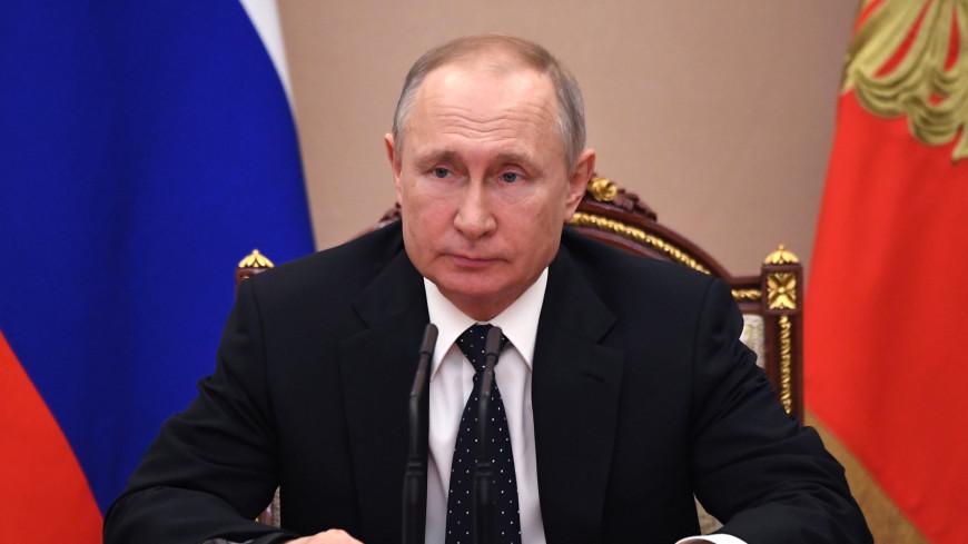 Путин: Россия борется с пандемией коронавируса лучше ЕС и США