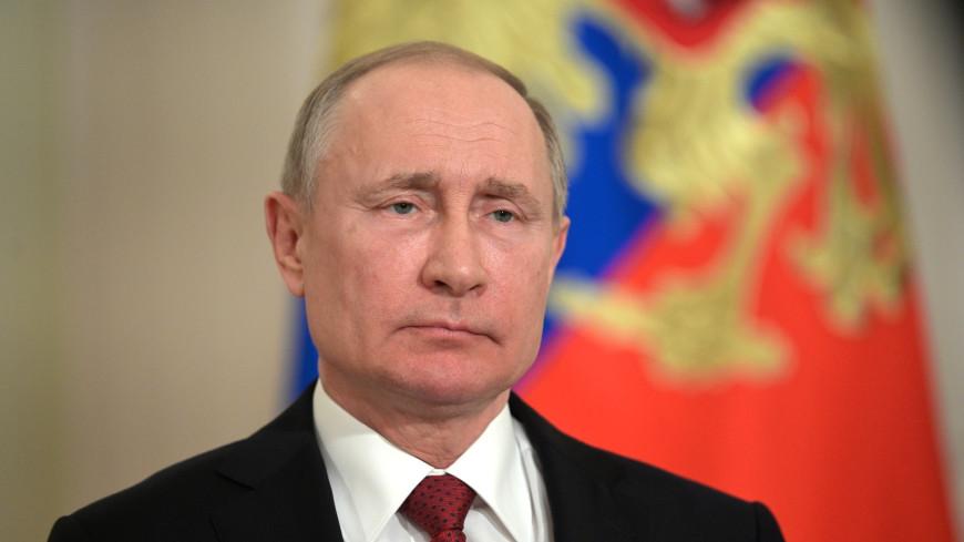 Путин рассказал о том, как должна работать власть