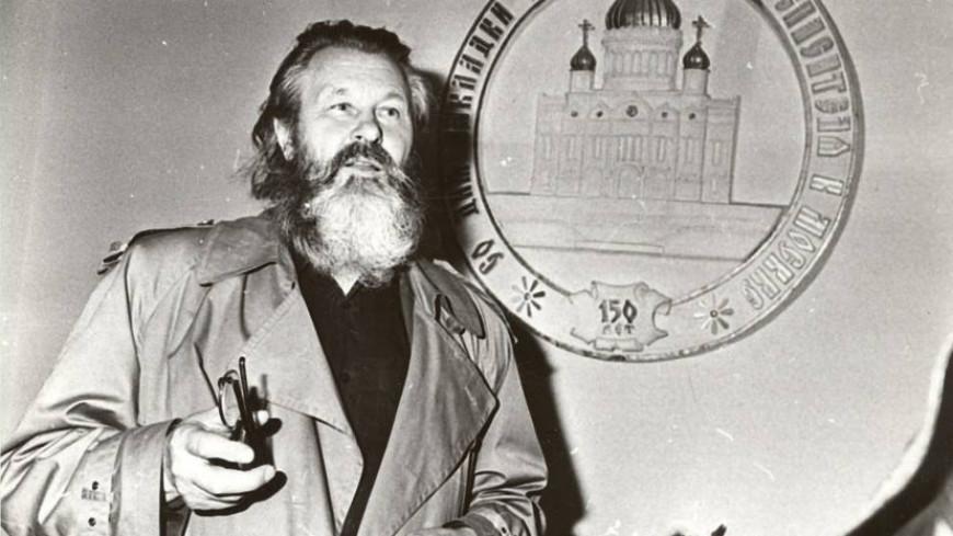 Скончался скульптор Владимир Мокроусов