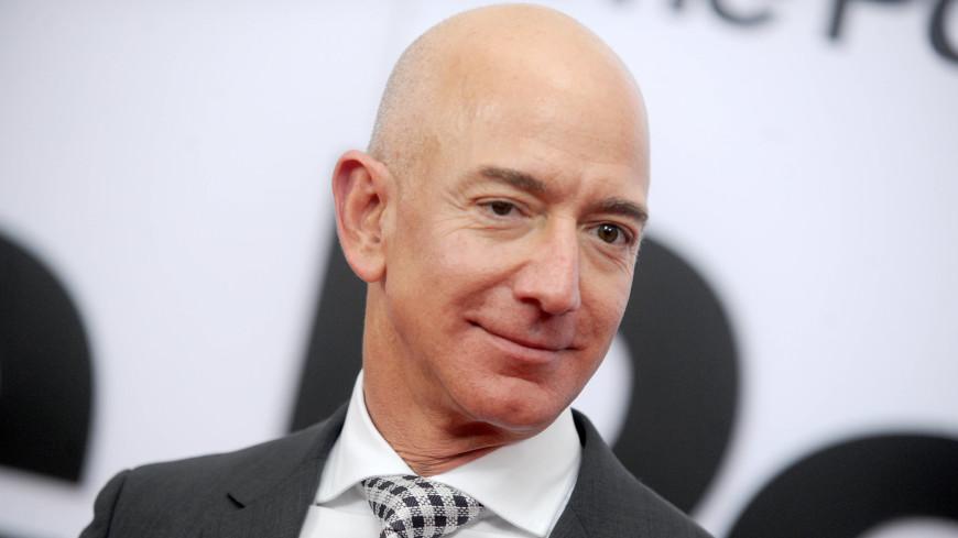 Безос вернул лидерство в списке самых богатых людей мира