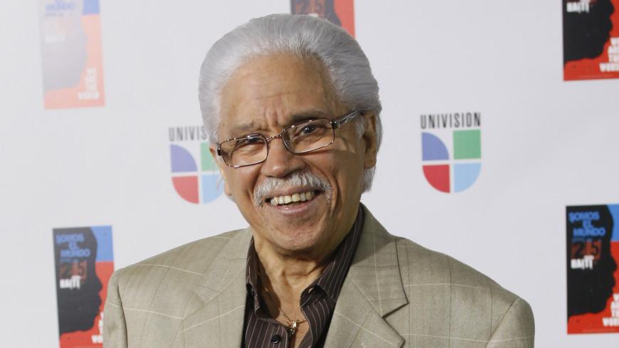 Умер доминиканский композитор, один из изобретателей сальсы Джонни Пачеко