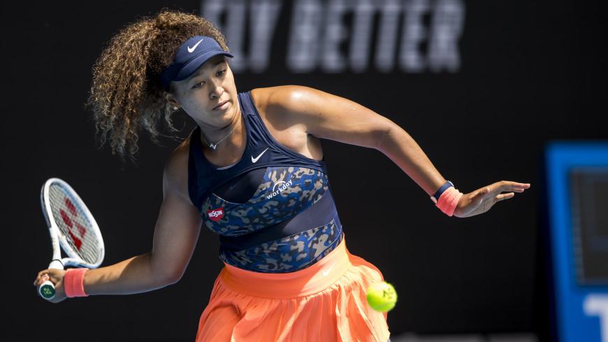 Наоми Осака стала первой финалисткой Australian Open