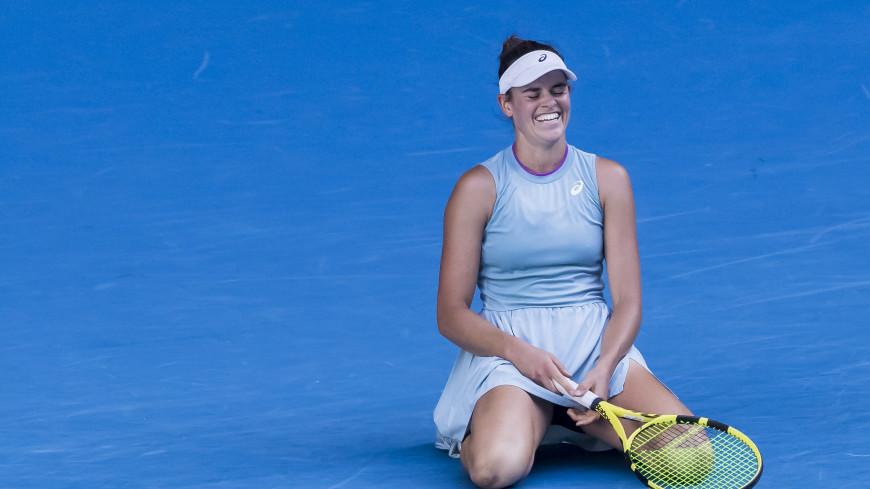 Определились финалистки Открытого чемпионата Австралии по теннису