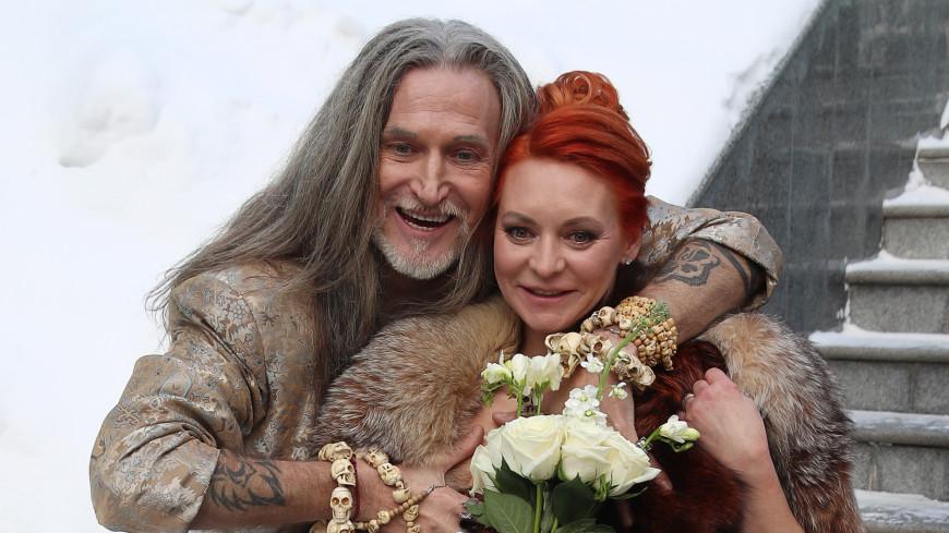 Никита Джигурда и Марина Анисина поженились во второй раз