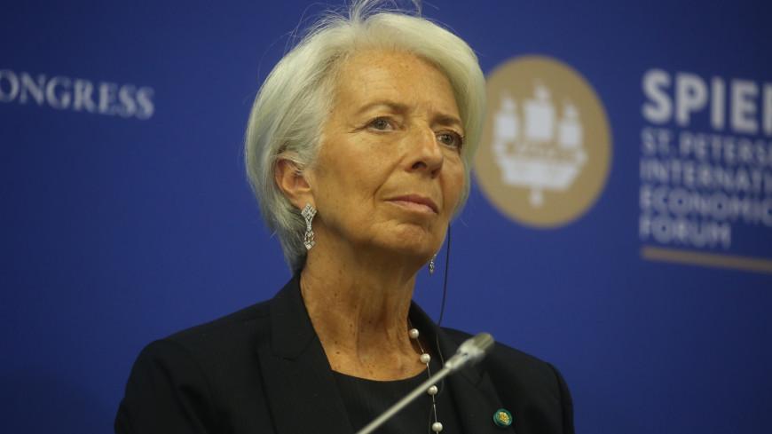 Кристин Лагард назвала срок, когда экономика Европы восстановится