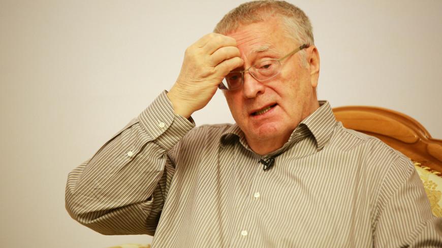 Жириновский дал совет, что делать, если понравилась девушка