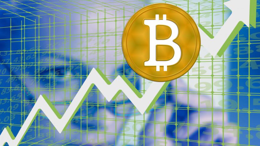 Стоимость биткоина уже превысила отметку в $54 тысячи