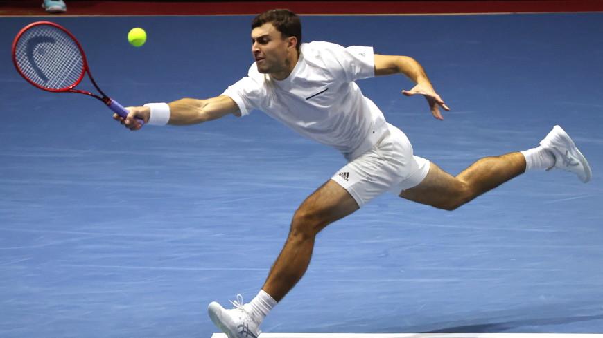 Россиянин Карацев сенсационно вышел в полуфинал Australian Open