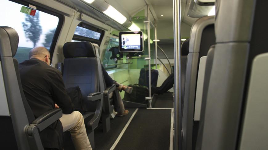 В США представили первый автономный автобус на 40 человек