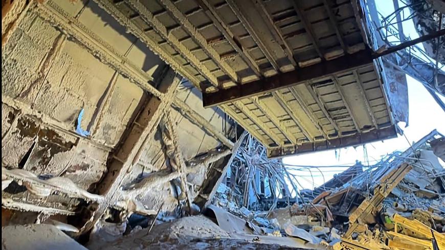 Акции «Норникеля» упали после заявлений Потанина об аварии на фабрике