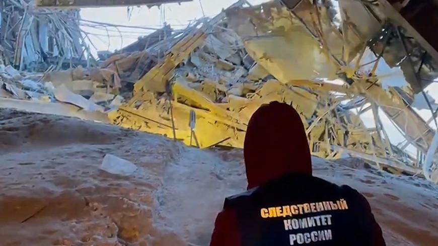 Власти Норильска объявили 22 февраля днем траура по погибшим при обрушении на фабрике