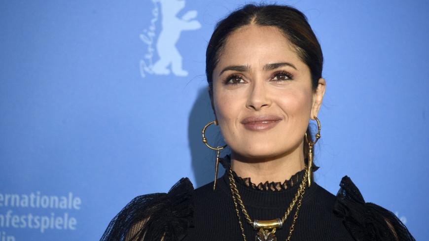 Сальма Хайек рассказала о слезах из-за Бандераса на съемках «Отчаянного»