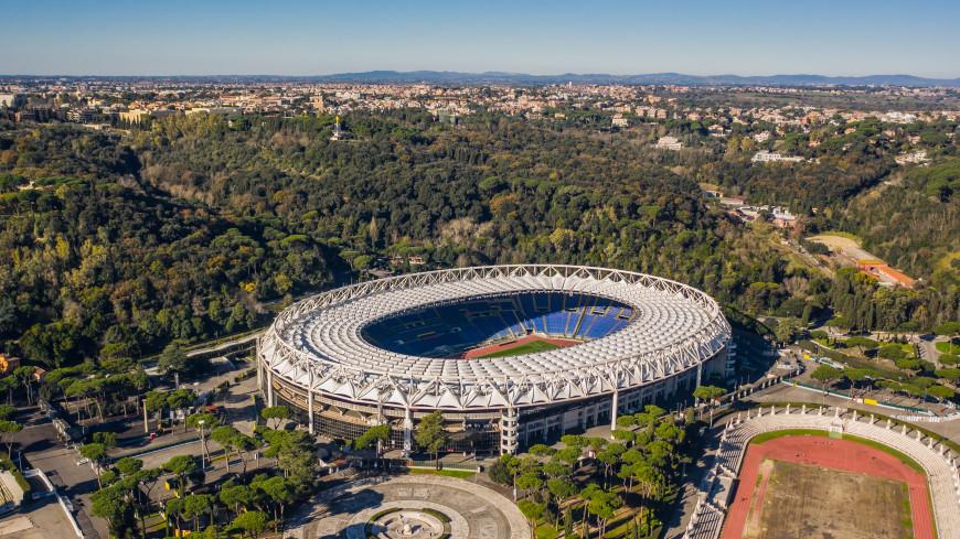 Футбольному клубу «Рома» не построят новый стадион
