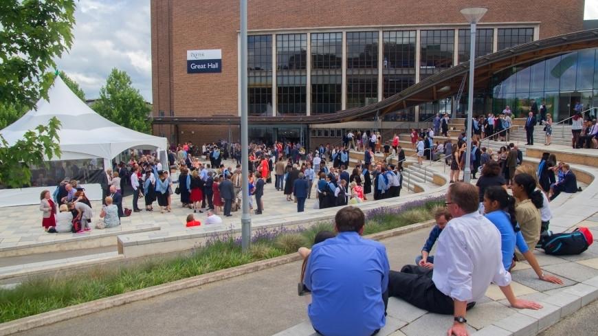 Университет Эксетера эвакуировали из-за авиабомбы времен Второй мировой