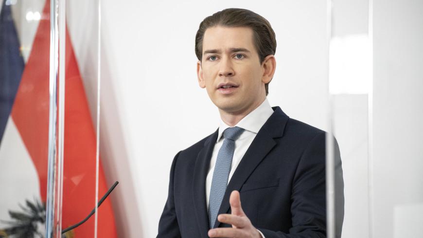 Канцлер Австрии Курц готов привиться российской вакциной