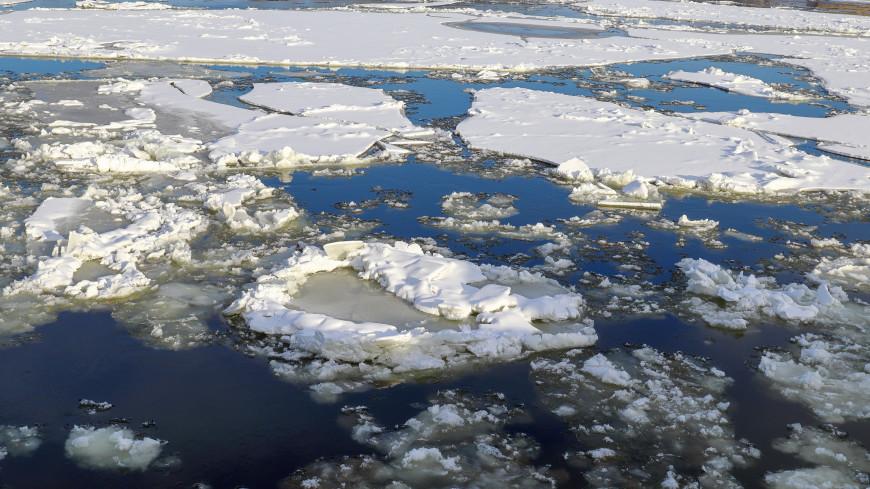 В Ставропольском крае нашли тело девочки, провалившейся под лед