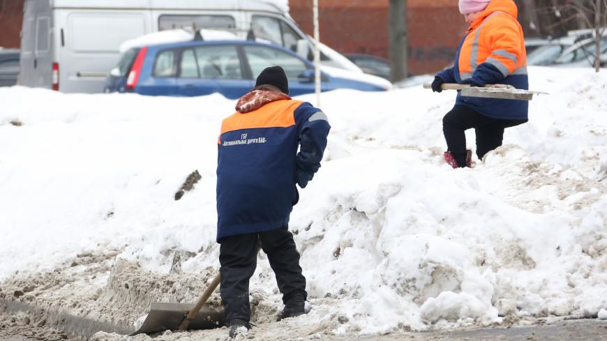 В Ленобласти из-за уборки снега произошел конфликт со стрельбой