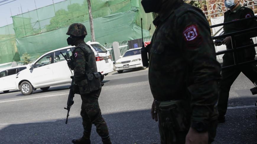 Военные в Мьянме организовали новый орган власти на период режима ЧП