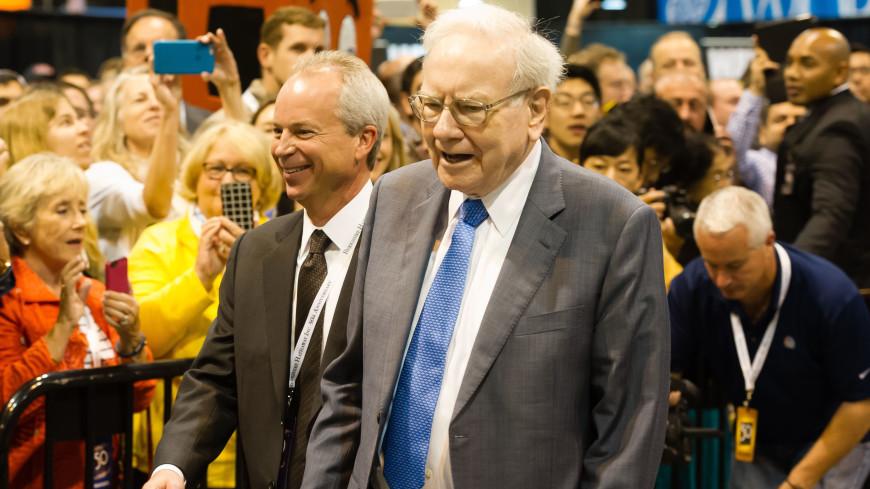 Американский миллиардер Баффет дал советы по инвестициям