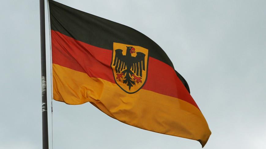 """Фото: Алан Кациев, """"«Мир24»"""":http://mir24.tv/, посольство германии, германия, флаг германии"""