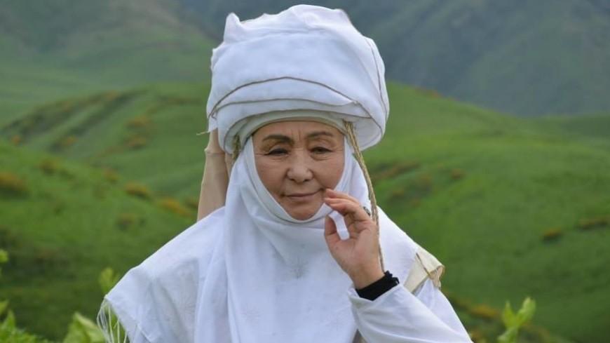 Умерла народная артистка Кыргызстана Жамал Сейдакматова
