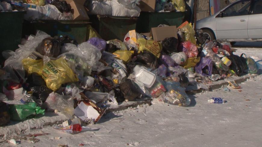 Погрязли в проблеме: в Бурятии усугубилась ситуация с вывозом мусора