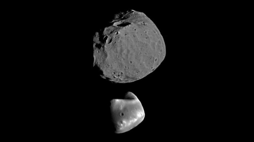 Установлено происхождение спутников Марса