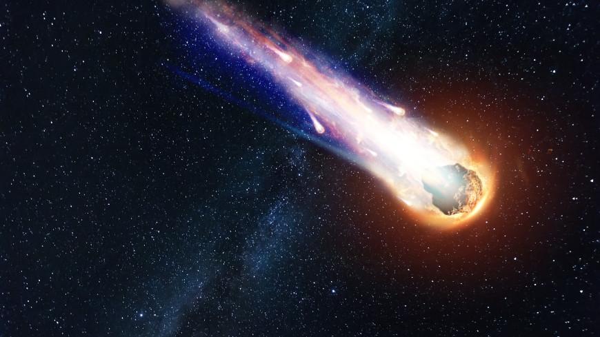 Настоящей причиной вымирания динозавров оказалась комета