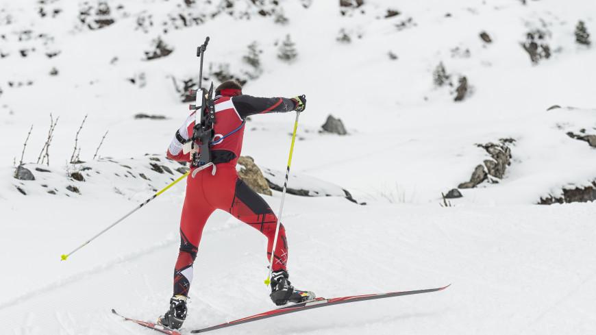 Норвежец Легрейд выиграл индивидуальную гонку на чемпионате мира по биатлону