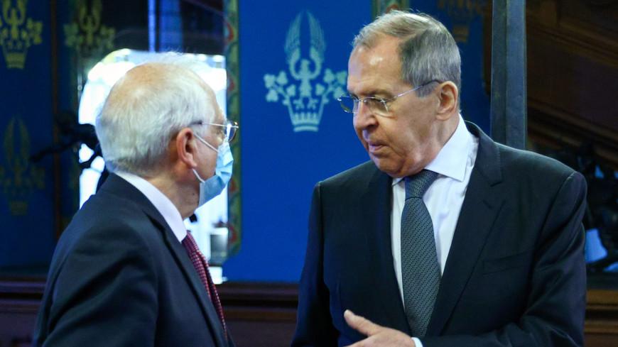 Лавров и Боррель рассчитывают на конструктивное сотрудничество РФ и ЕС