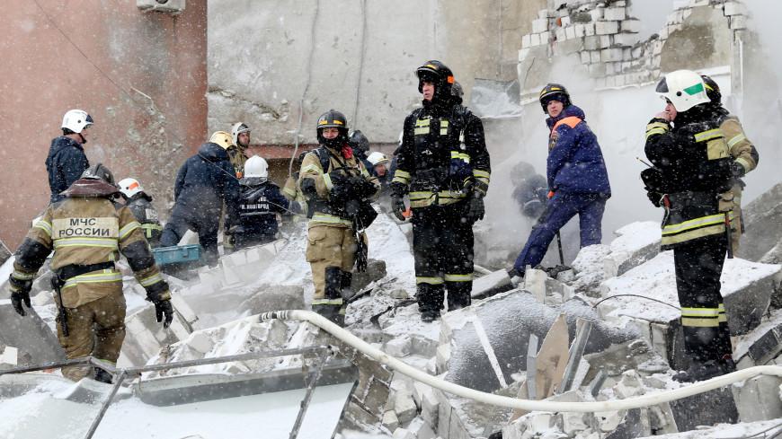 МЧС: Под завалами нижегородского суши-бара больше нет людей