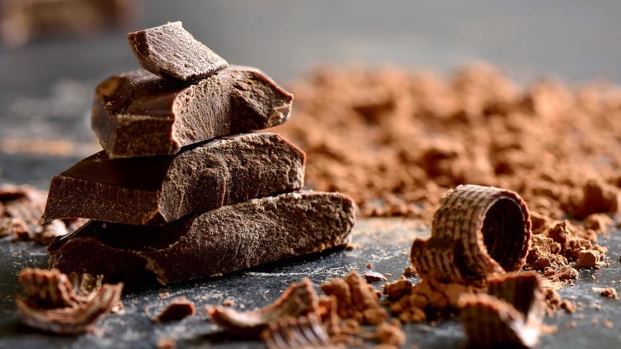 Подмосковье стало лидером по производству шоколада в РФ в 2020 году