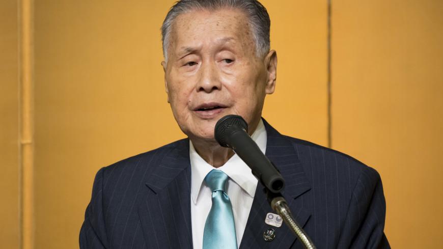 Глава оргкомитета Олимпиады в Токио уйдет в отставку