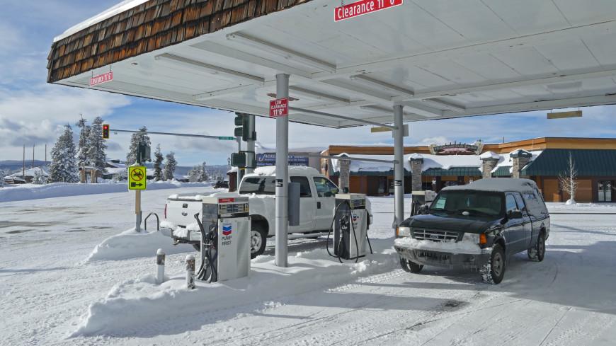 В Техасе из-за морозов приостановили работу крупнейшие НПЗ США
