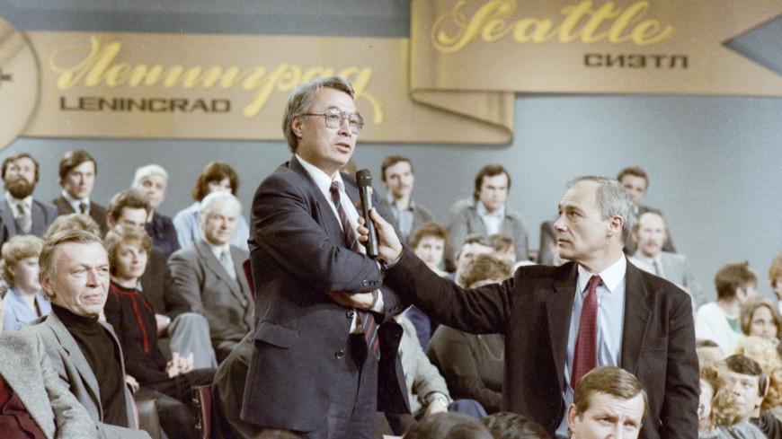 Диалог обычных людей: 35 лет состоялся «прорывной» телемост Ленинград – Сиэтл
