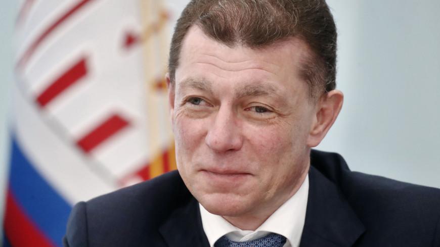 Топилин освобожден от должности главы ПФР, новый руководитель – Андрей Кигим